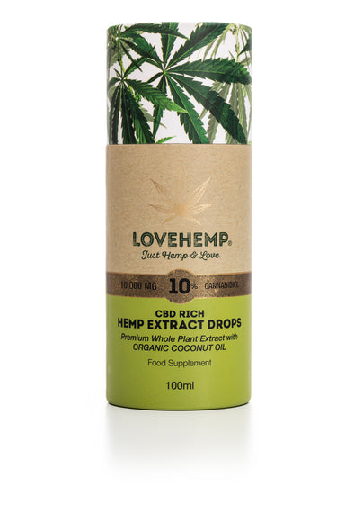 Love Hemp® CBD Oil 10,000mg