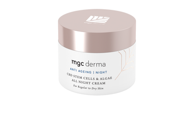 MGC - Derma CBD Stem Cells & Algae All Night Cream – For Regular To Dry Skin  SALE 50% OFF - The Emporium for CBD Oil