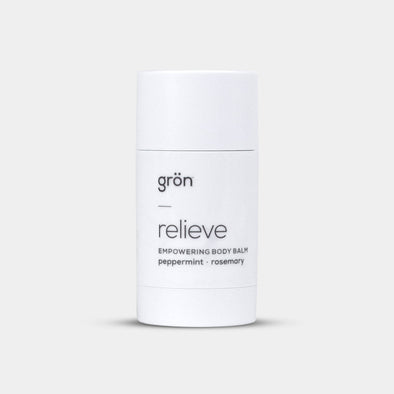 Grön Relieve - Empowering Body Balm - 200mg SALE!! - The Emporium for CBD Oil