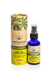 Love Hemp® 400mg CBD Oil Spray – 30ml - The Emporium for CBD Oil