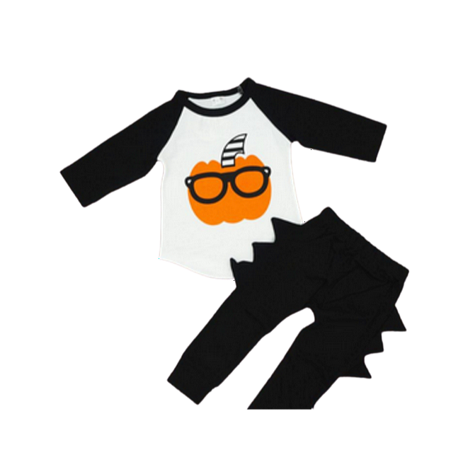 Cool Pumpkin With Sunglasses Outfit