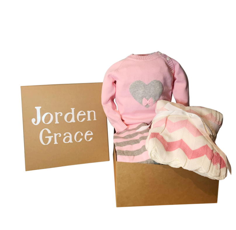 Welcome Baby, Jorden Grace