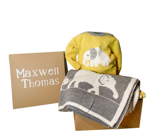 Welcome Baby, Maxell Thomas
