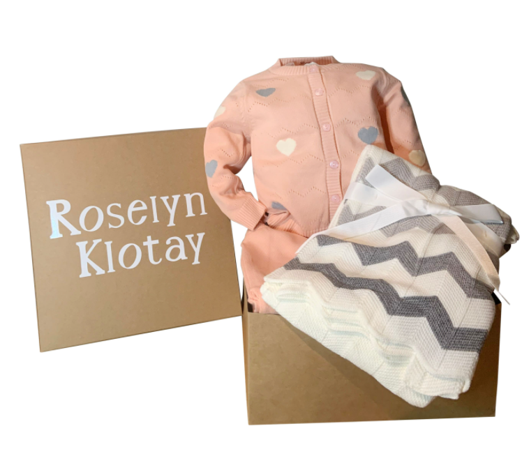 Welcome Baby,  Roselyn Klotay