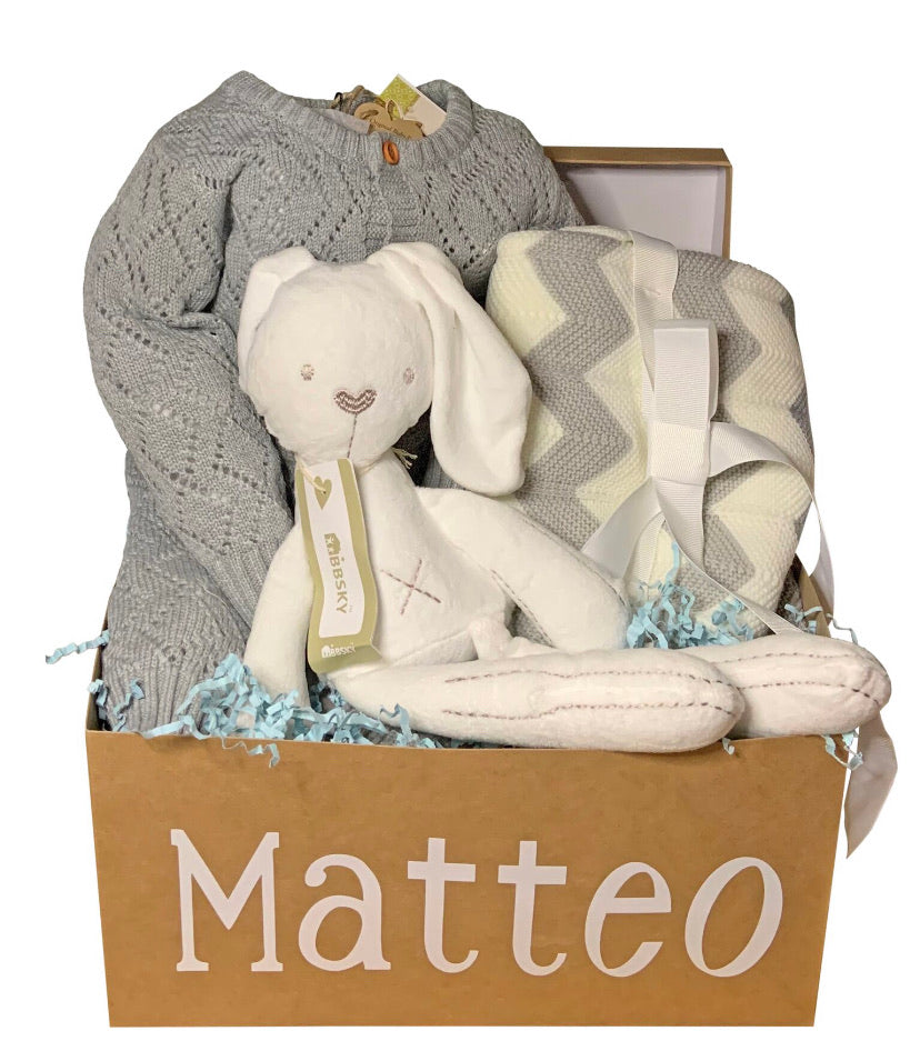 Welcome Baby, Matteo!