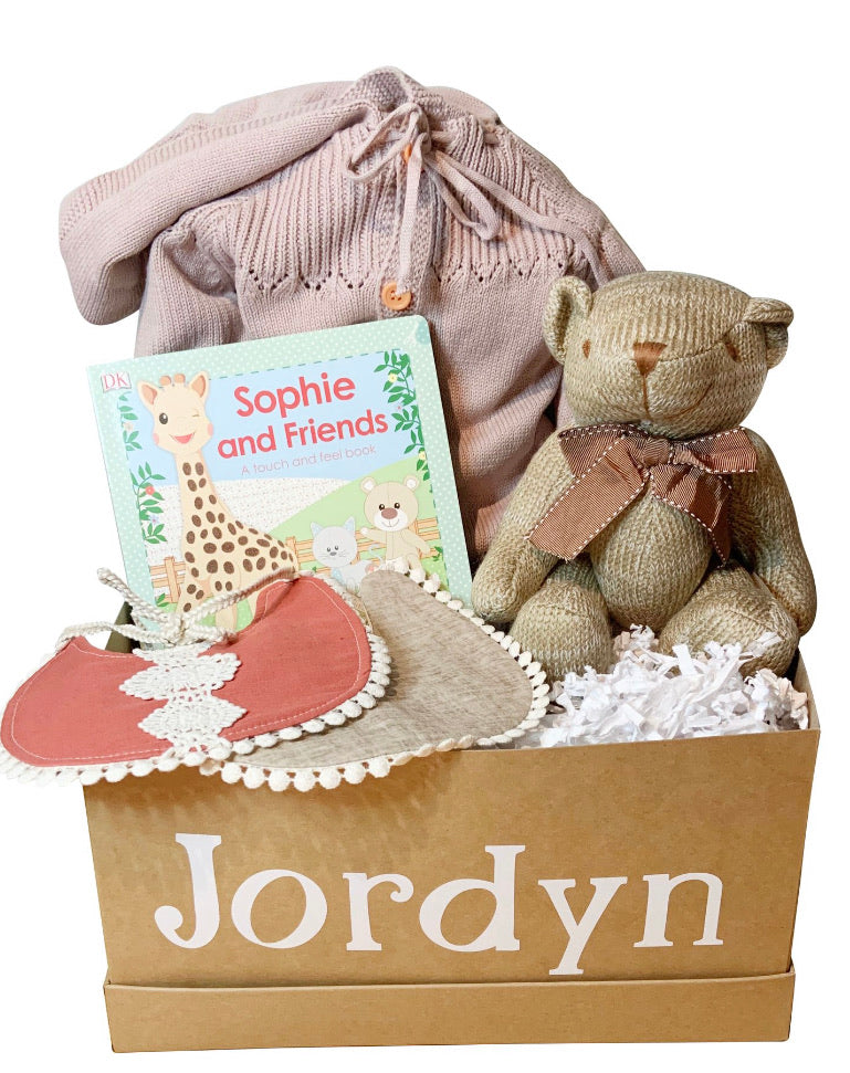 Welcome Baby, Jordyn!