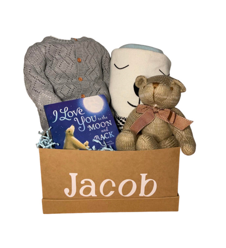 Welcome Baby, Jacob!