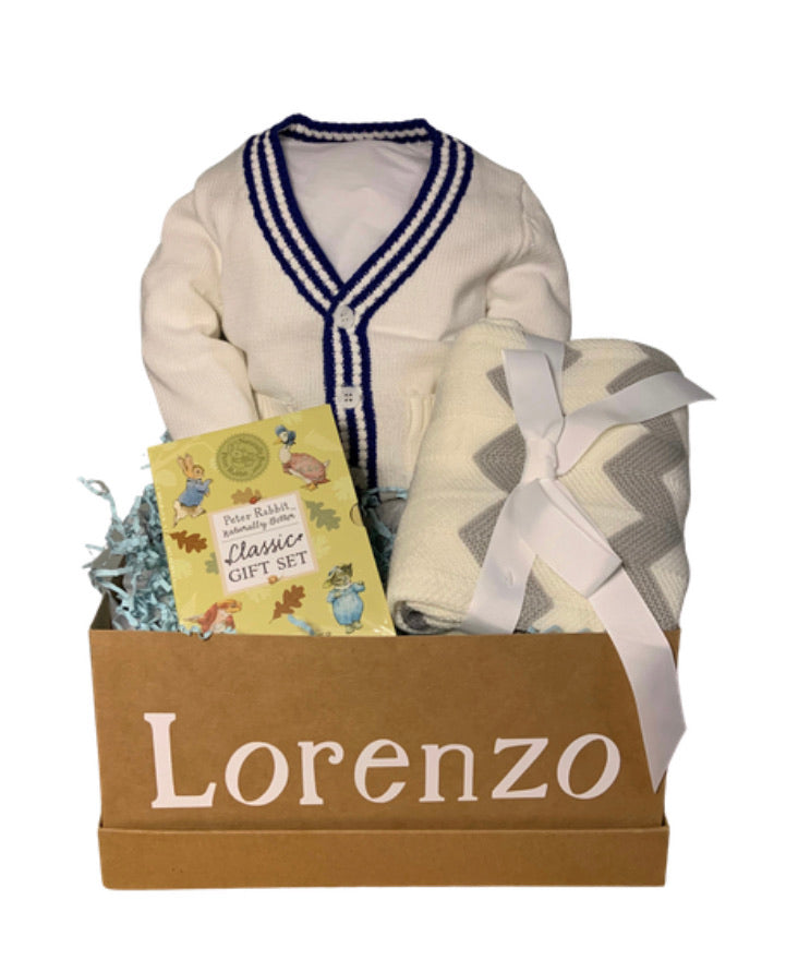 Welcome Baby, Lorenzo!