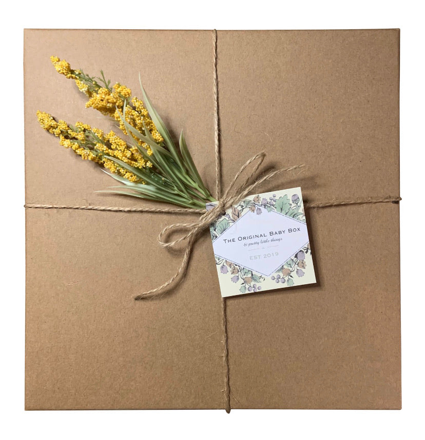 Signature Gift Box Wrap!