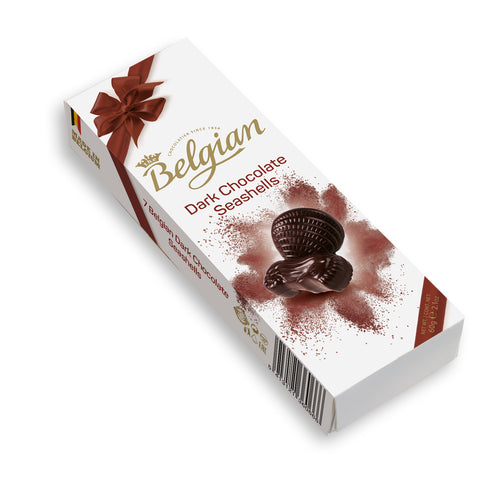 Chocolate Belgian Dark 60 gr.