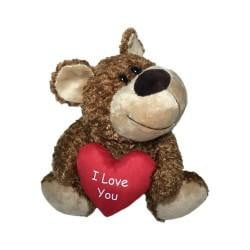 "Peluche Oso Small Corazón ""I Love You"""