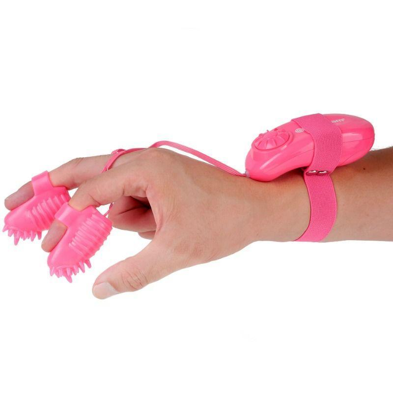 NEON NEON MAGIC TOUCH FINGER FUN PINK WISHMEAYE