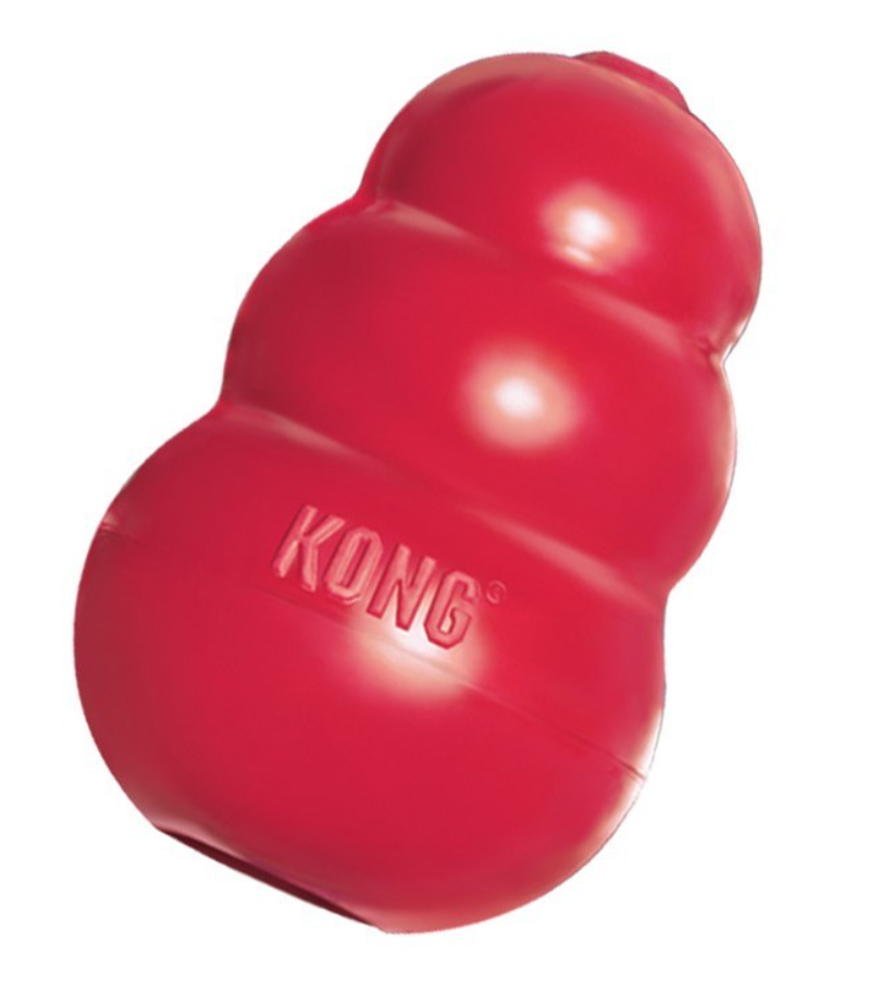 Hundespielzeug Kong Classic S-L