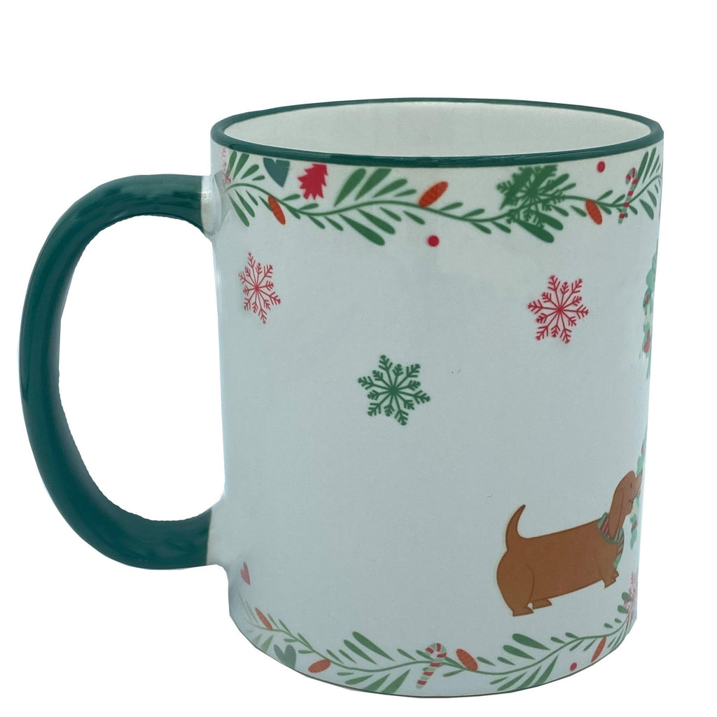 Special Edition - Weihnachtsbecher Loving Dogs