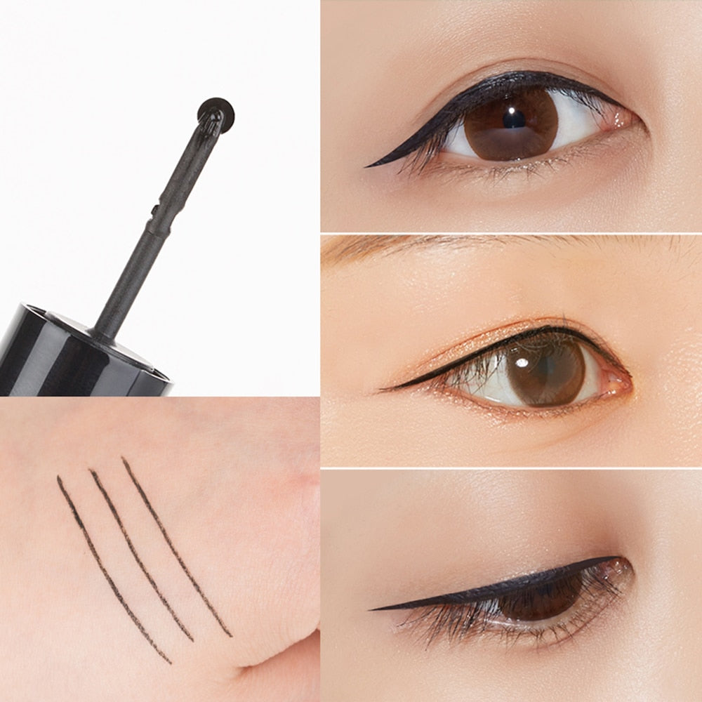 No-Skip Rollerwheel Eye Liner - Eye Liner 1pcs