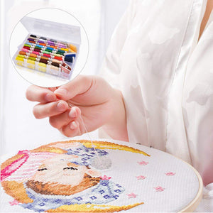 Embroidery Starter Kit For Beginners