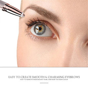 Flawless Brows Electric Eyebrow Remover