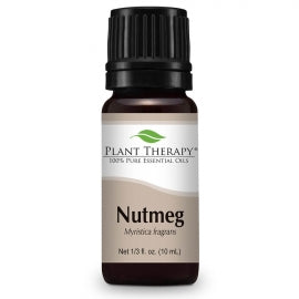 Plant Therapy Nutmeg Essential Oil