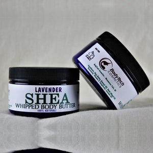 Whipped Shea Handmade Body Butter
