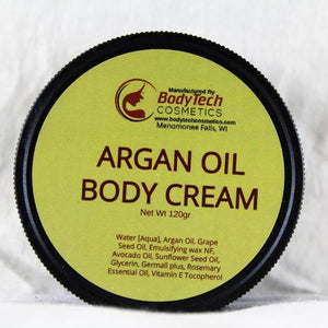 Argan Oil Body Cream