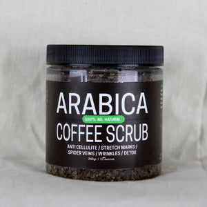 Arabica Handmade Coffee Scrub