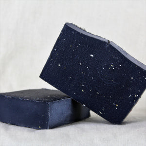 Charcoal Oatmeal Handmade Soap Bar