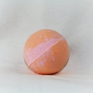 Bath Bomb Jumbo Handmade *Pink Grape Fruit