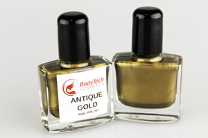 Antique Gold Nail Polish