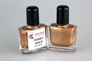 Honey Gold Nail Polish