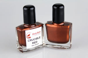Crucible Red Nail Polish