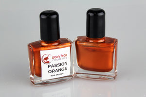 Passion Orange Nail Polish
