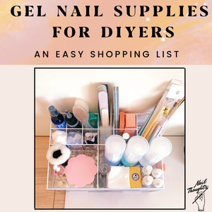 Nail Kit Supplies For DIYers