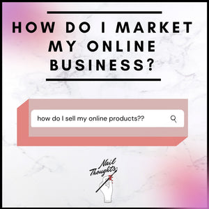 HOW TO MARKET YOUR ONLINE BUSINESS