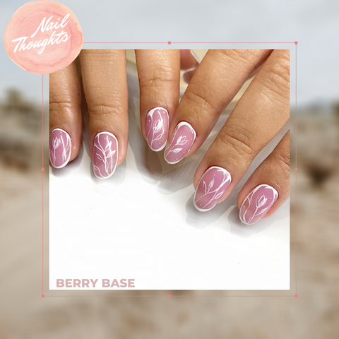 NAIL THOUGHTS BERRY BASE