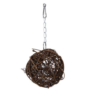 10cm Ball Rattan Balls-Bird Supplies