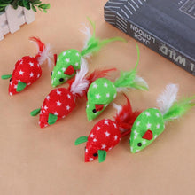 6pcs/Meowy Christmas Mouse