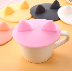 Meowy Mug Covers