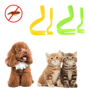 Tick Me Off-2Pcs Flea/Tick Remover Tool