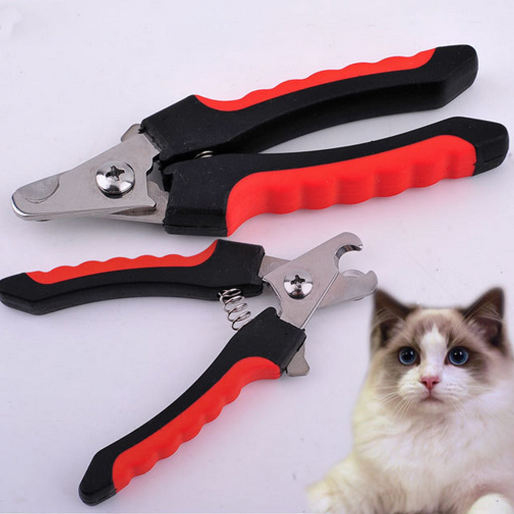 Pet Nail Clippers Stainless Steel