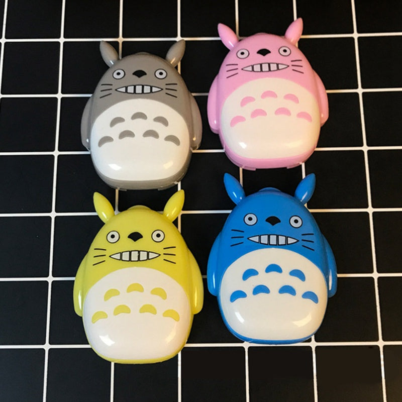 Totally Totoro-Mirrored Contact Lens Box