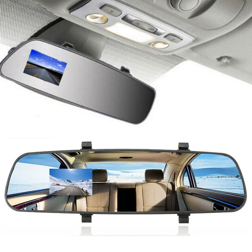 Rear View Mirror with Camera HD 1080P - EM General