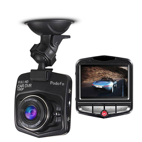1080 HD Dash Cam Surveillance with Night Vision & Motion Sensor - EM General