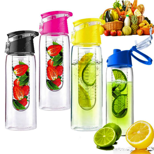 Fruit Infuser Water Bottle - EM General