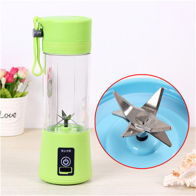 Portable Travel Blender - Smoothie Maker, Juicer - EM General