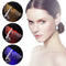LED Light Therapy Face Mask for Acne & Wrinkles w/ 3 Colors - EM General