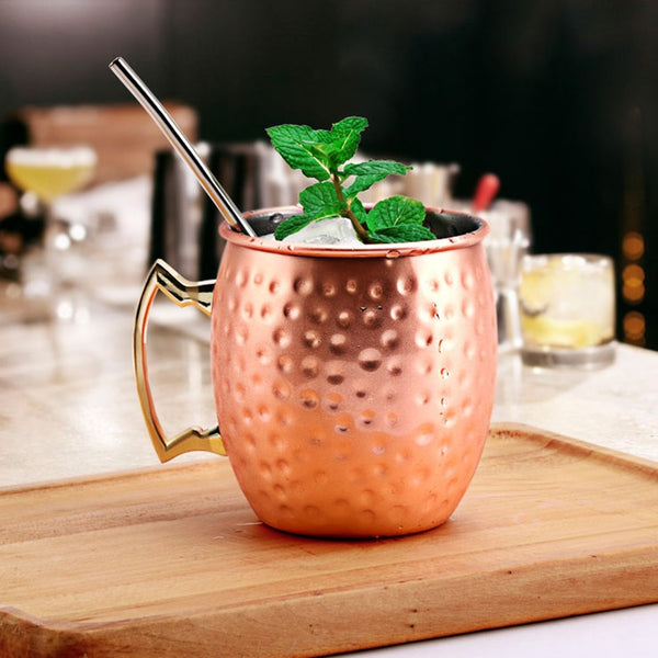 Copper Mug Plated Cup - EM General