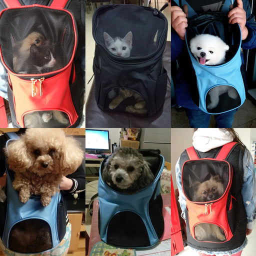 Pet Carrier Backpack for Small Cats & kitty, Small Dogs & Puppies - EM General