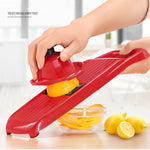 6 in 1 Mandoline Vegetable Slicer - EM General