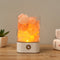 Led Natural Himalayan Salt Lamp Air Purifier - EM General