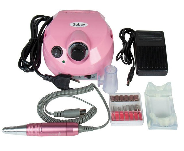 Professional Electric Nail Drill for Manicure & Pedicure - EM General